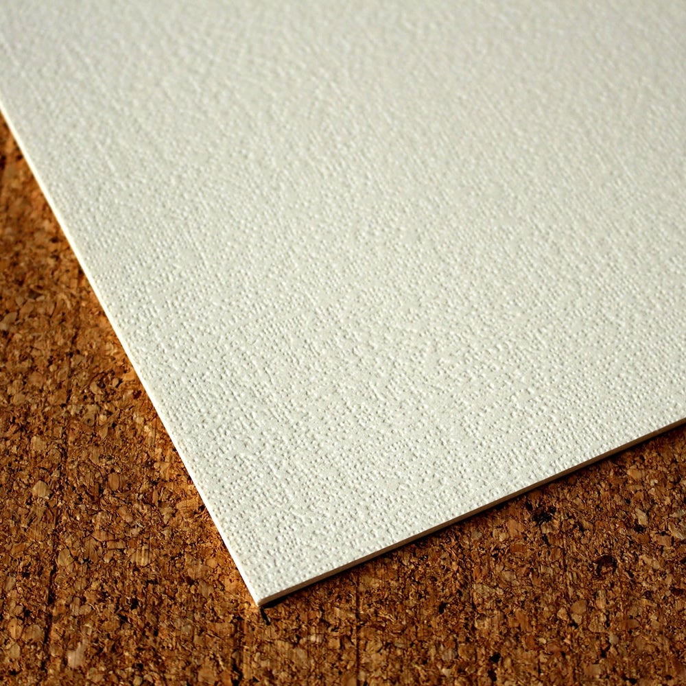 Image of Cream Textured Card