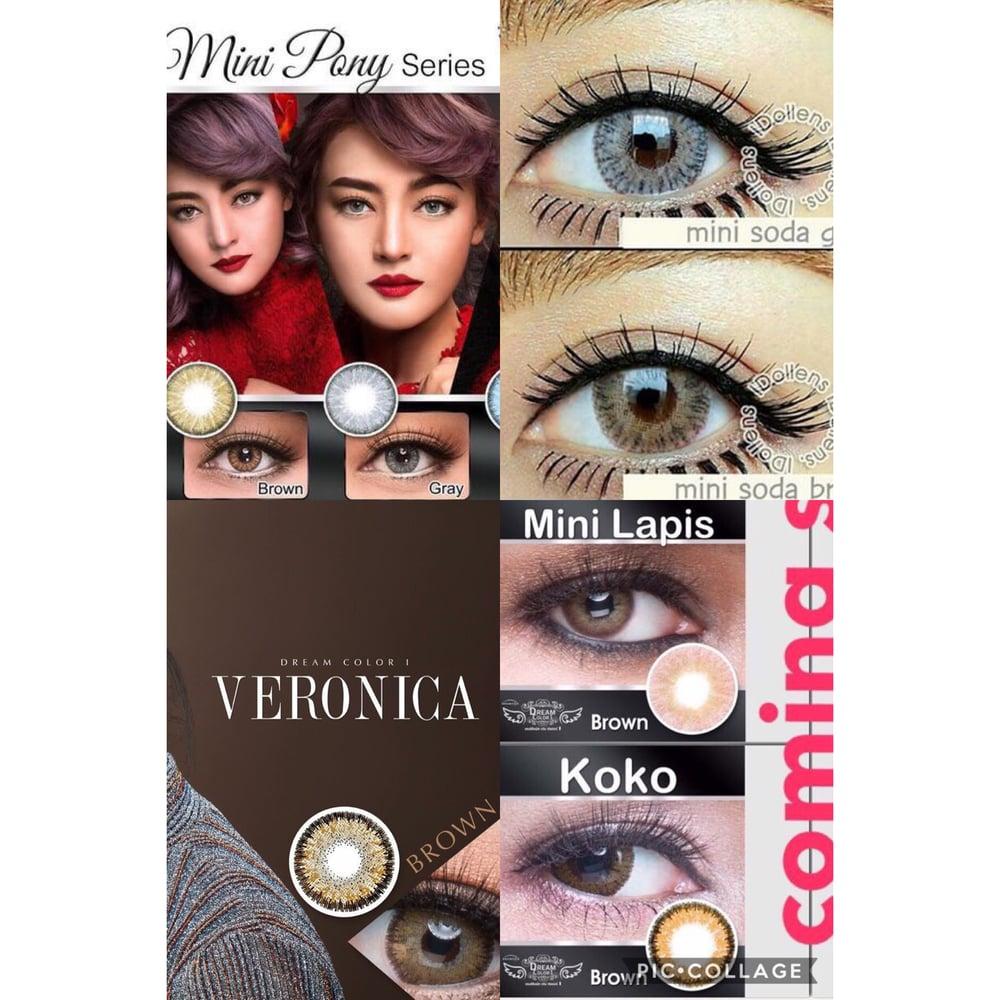 Fashion Contact Lens *Nonprescription