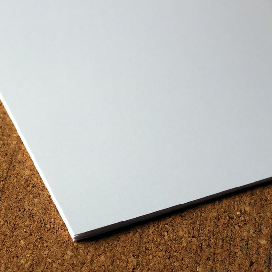 Image of Super Smooth White Card Pack