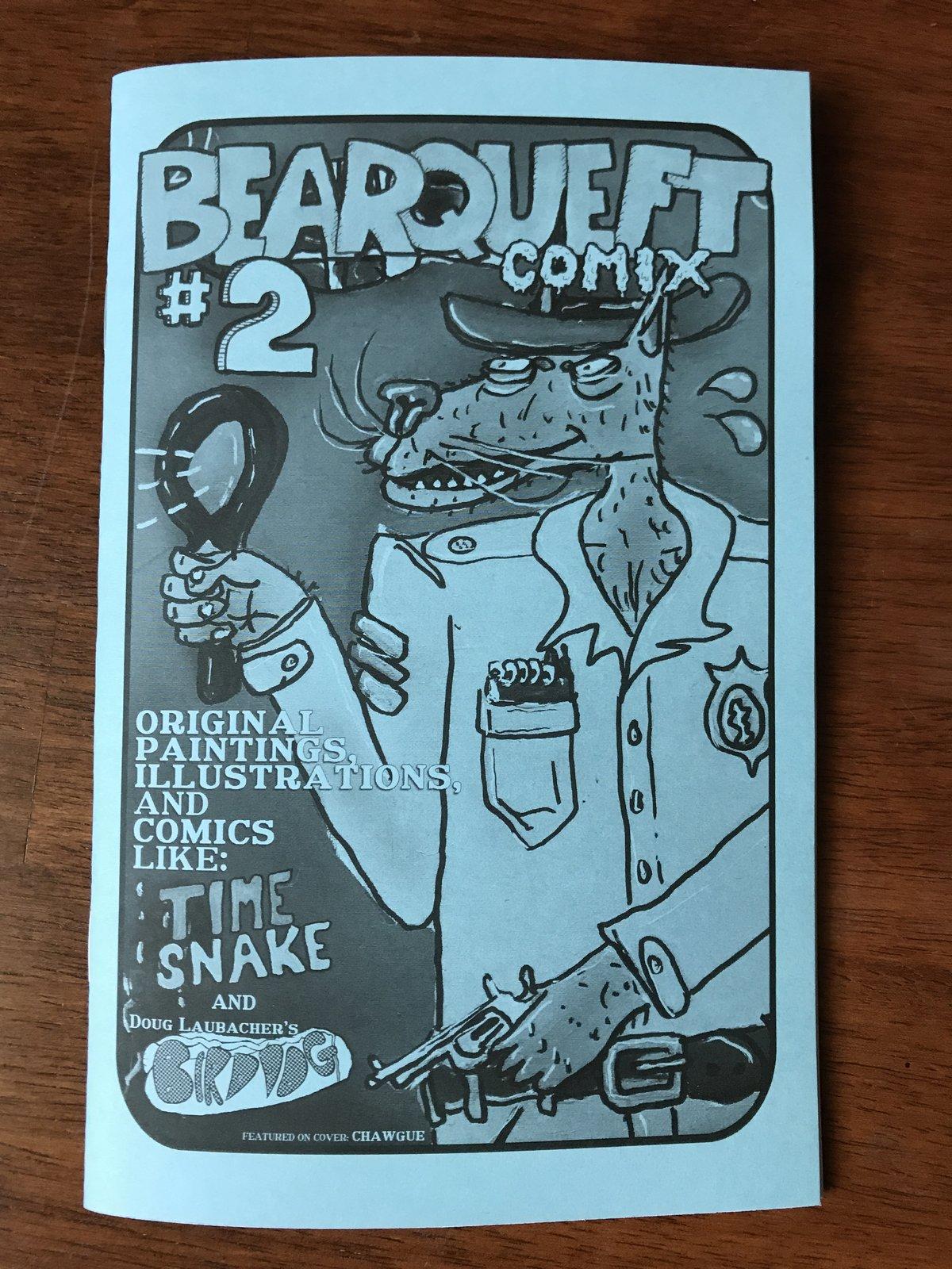 Image of Bearqueft Comix #2 - Zine