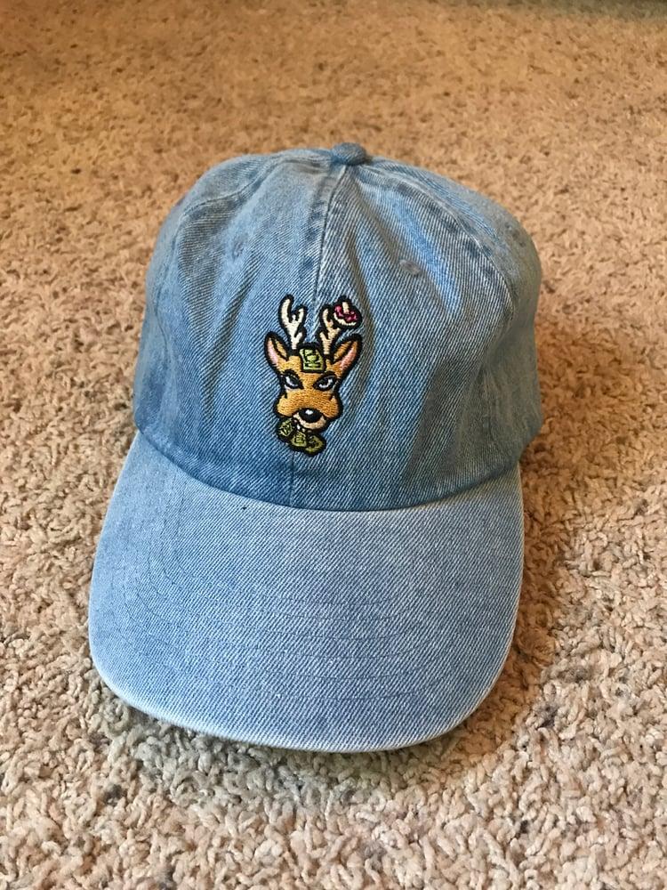 Image of MONEY dad hat