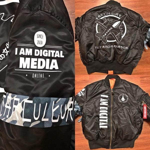 Image of Mr I Am Digital X Far Culture Clothing 2018 Collab *PREORDER*
