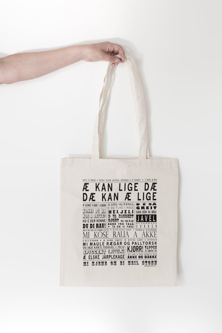 """Image of Tøynett """"Æ kan lige dæ"""""""