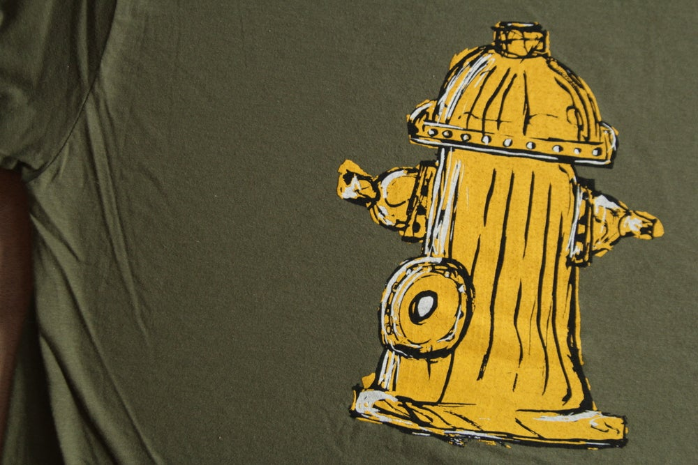 Image of Hydrants Matter Tee