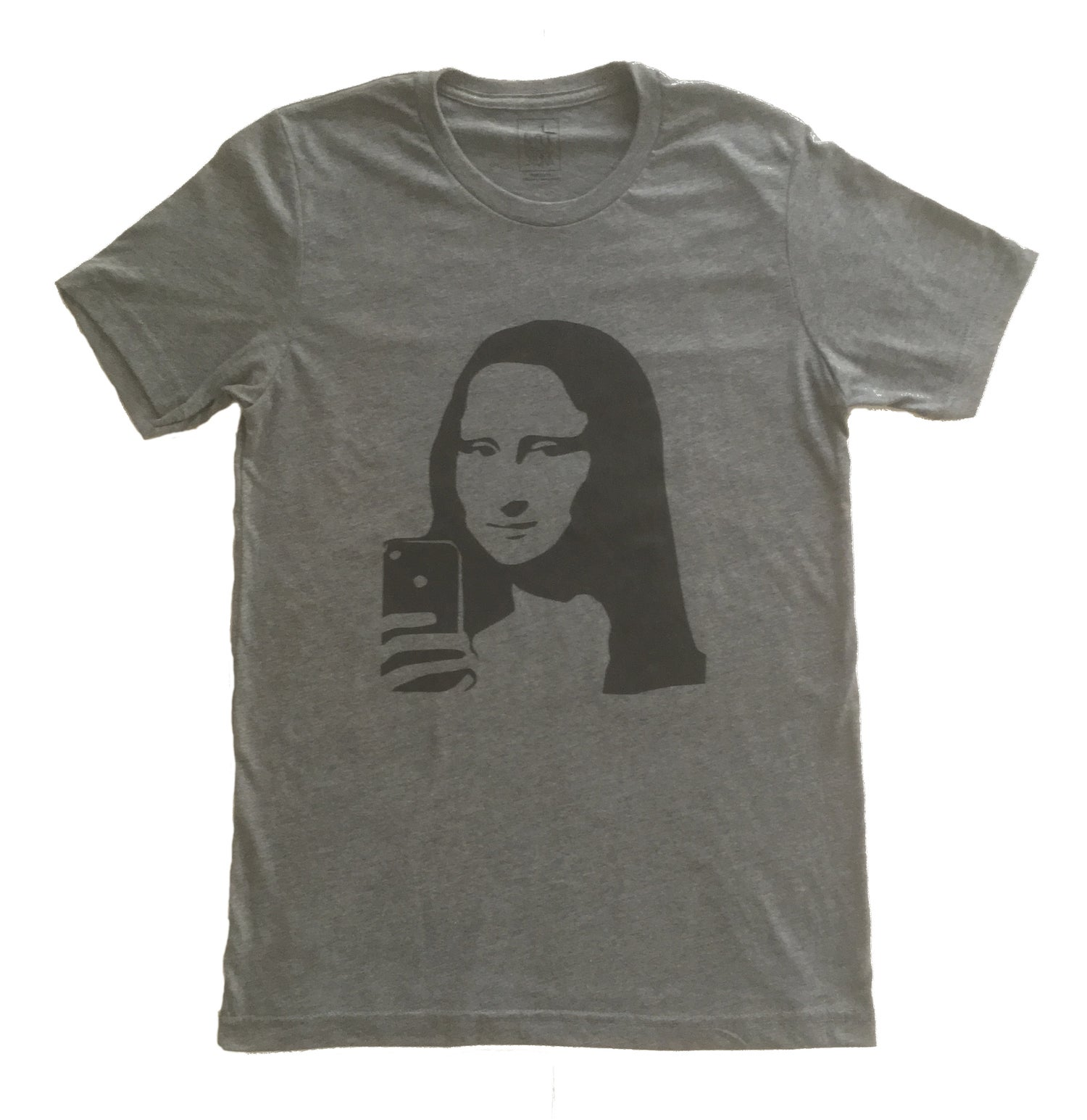 Image of Mona Lisa Selfie (Unisex)