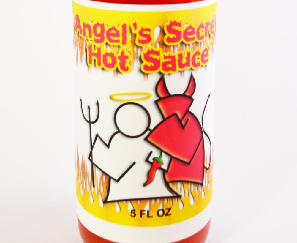 Image of Angel's Secret Hot Sauce - Red