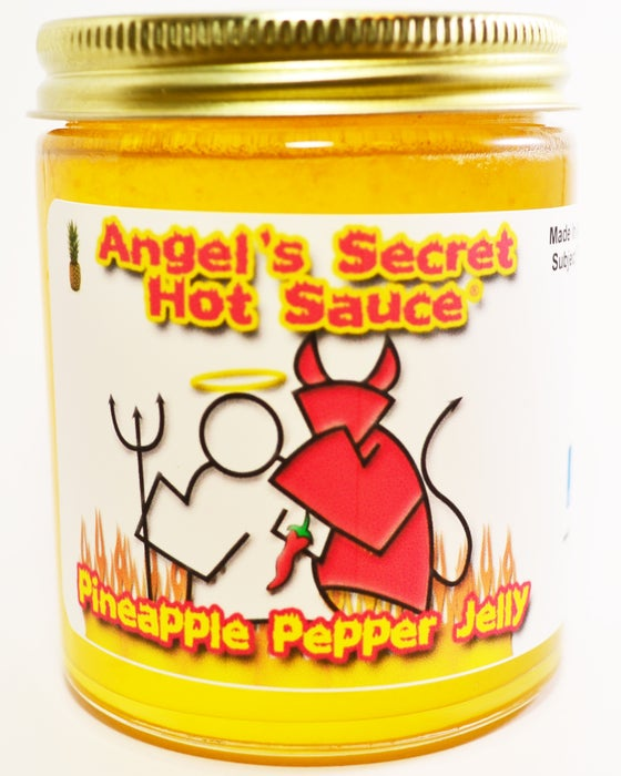 Image of Pineapple Pepper Jelly
