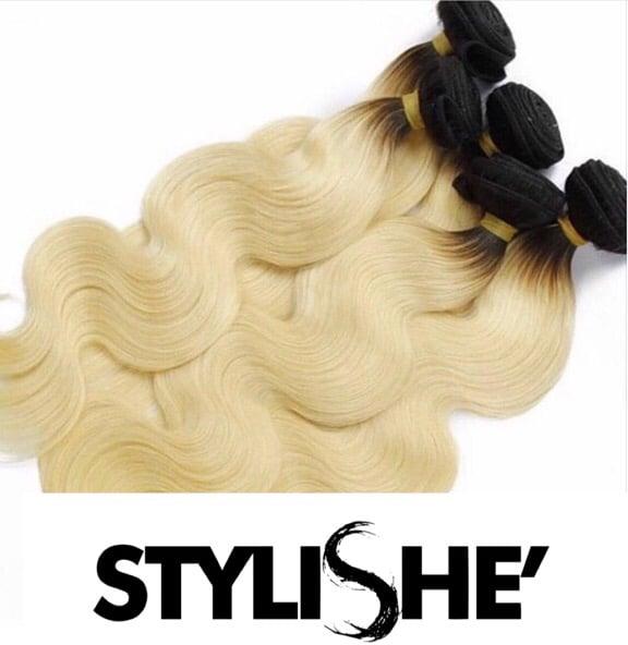 Image of Bombshell Blonde Bodywave