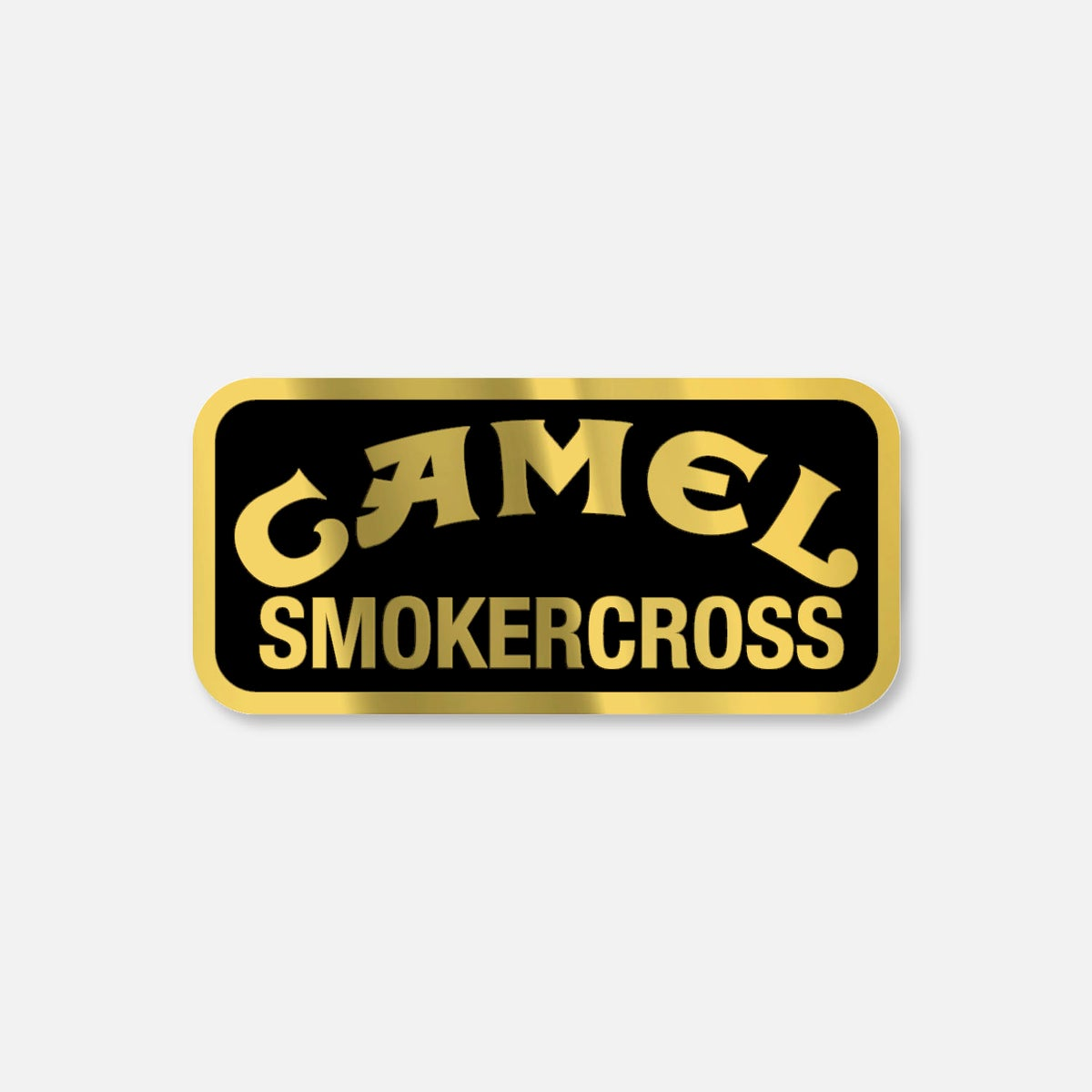 Image of CAMEL SMOKERCROSS PIN
