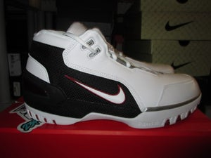 "Image of Air Zoom Generation ""Blk/White"" 2017"