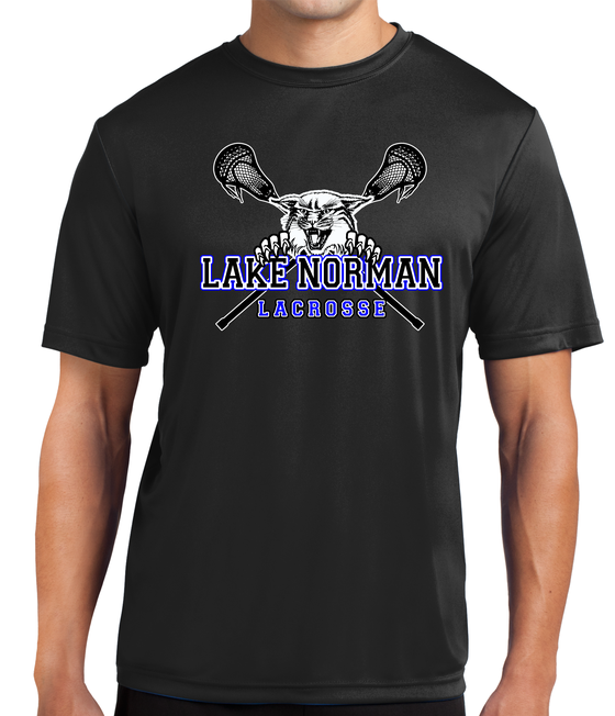 Image of OFFICIAL PRACTICE WEAR Short Sleeve Poly Drifit Shooter Shirts - 4 color options