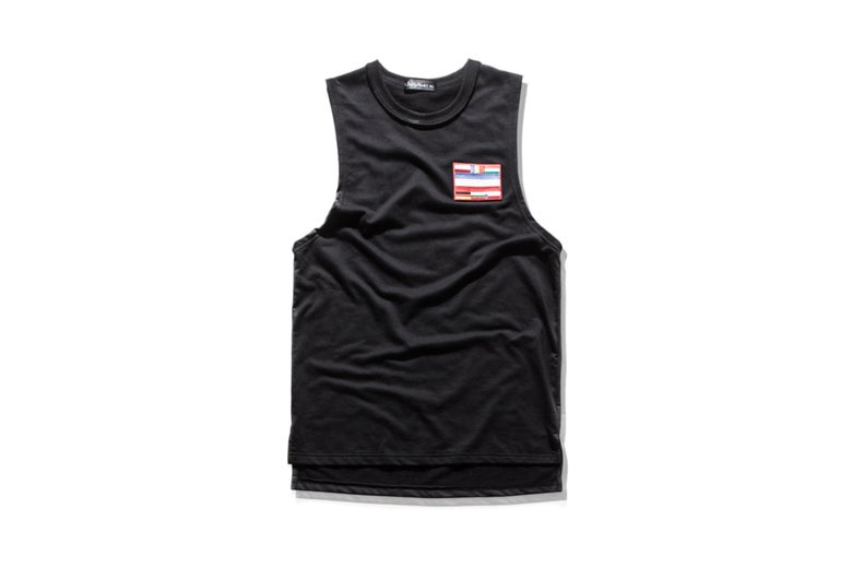 Image of POPOV SLEEVELESS TEE