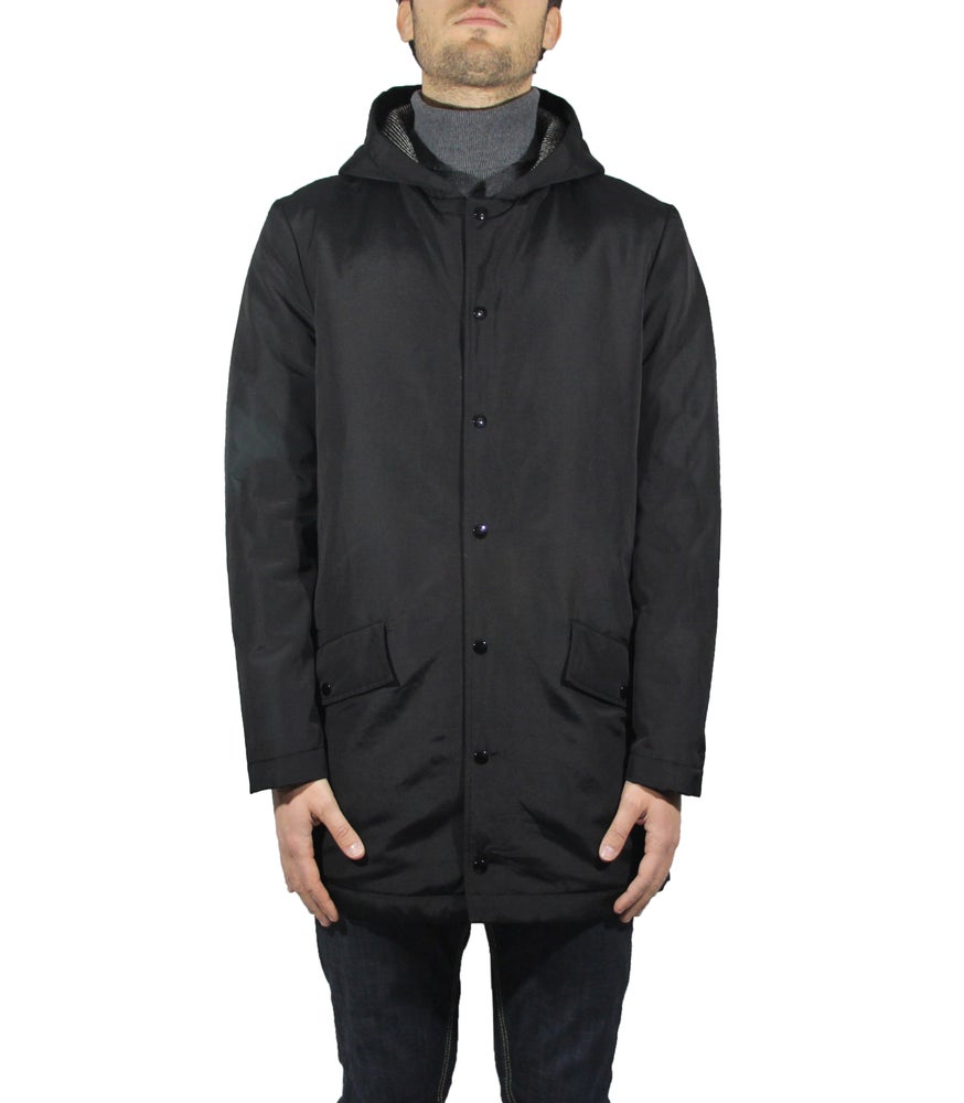 Image of BLACK RAINCOAT R79N