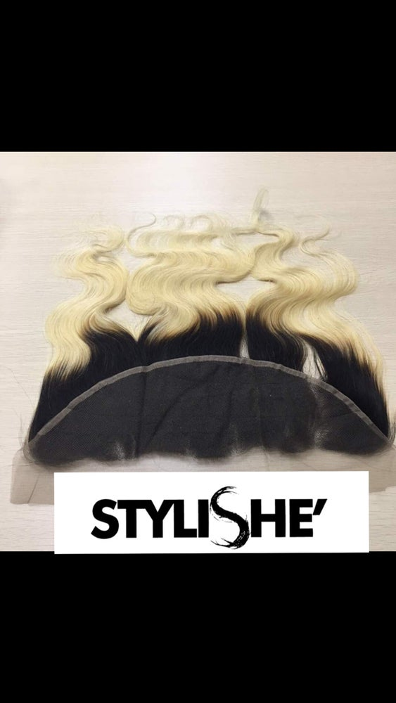 Image of Bombshell Blonde Lace Frontal