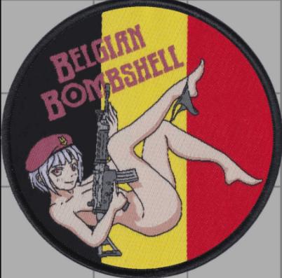 Image of Belgian Bombshell