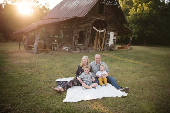 Image of October 27 Farm Fall Mini Session