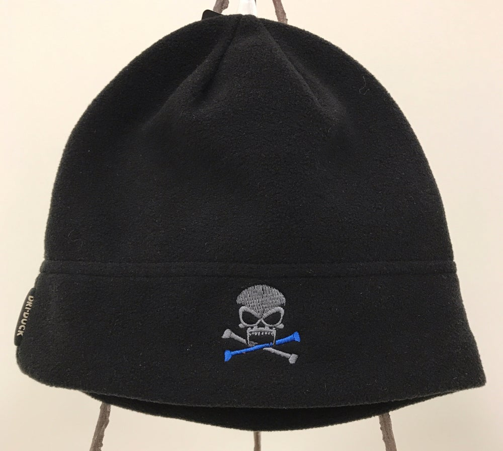 Image of Sonkei Blue Fleece Beanie
