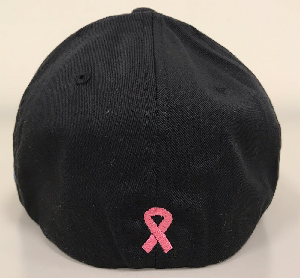 Image of *LIMITED EDITION* Sonkei Blue Breast Cancer Awareness FlexFit