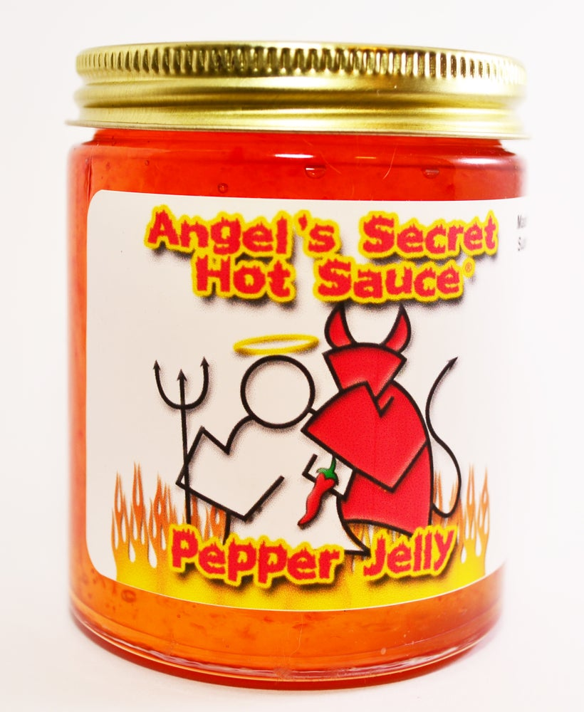 Image of Red Pepper Jelly