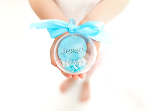 Image of Name baubles