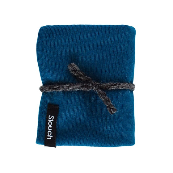 Image of Teal Slouch Beanie