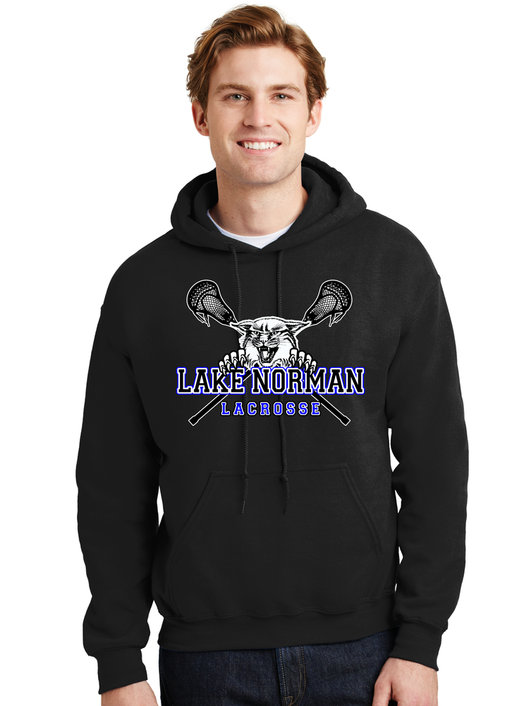 Image of OFFICIAL PRACTICE WEAR   Black Pullover Hoodie