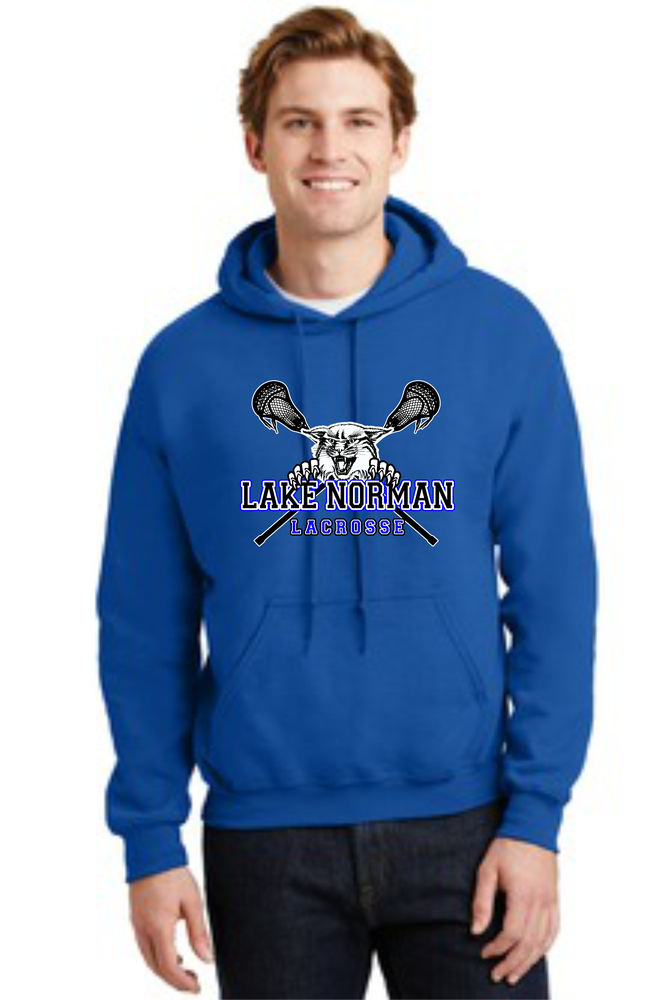 Image of Royal Blue Pullover Hoodie