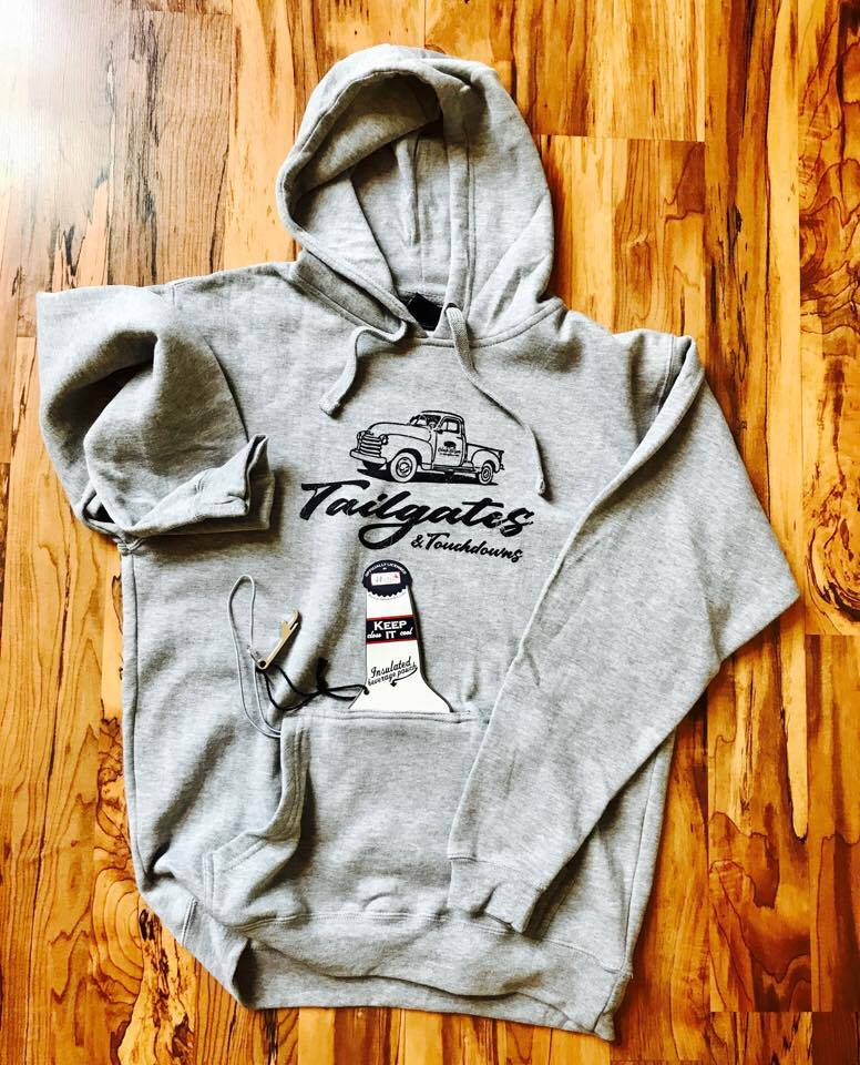 Image of Tailgates and Touchdown Hoodie