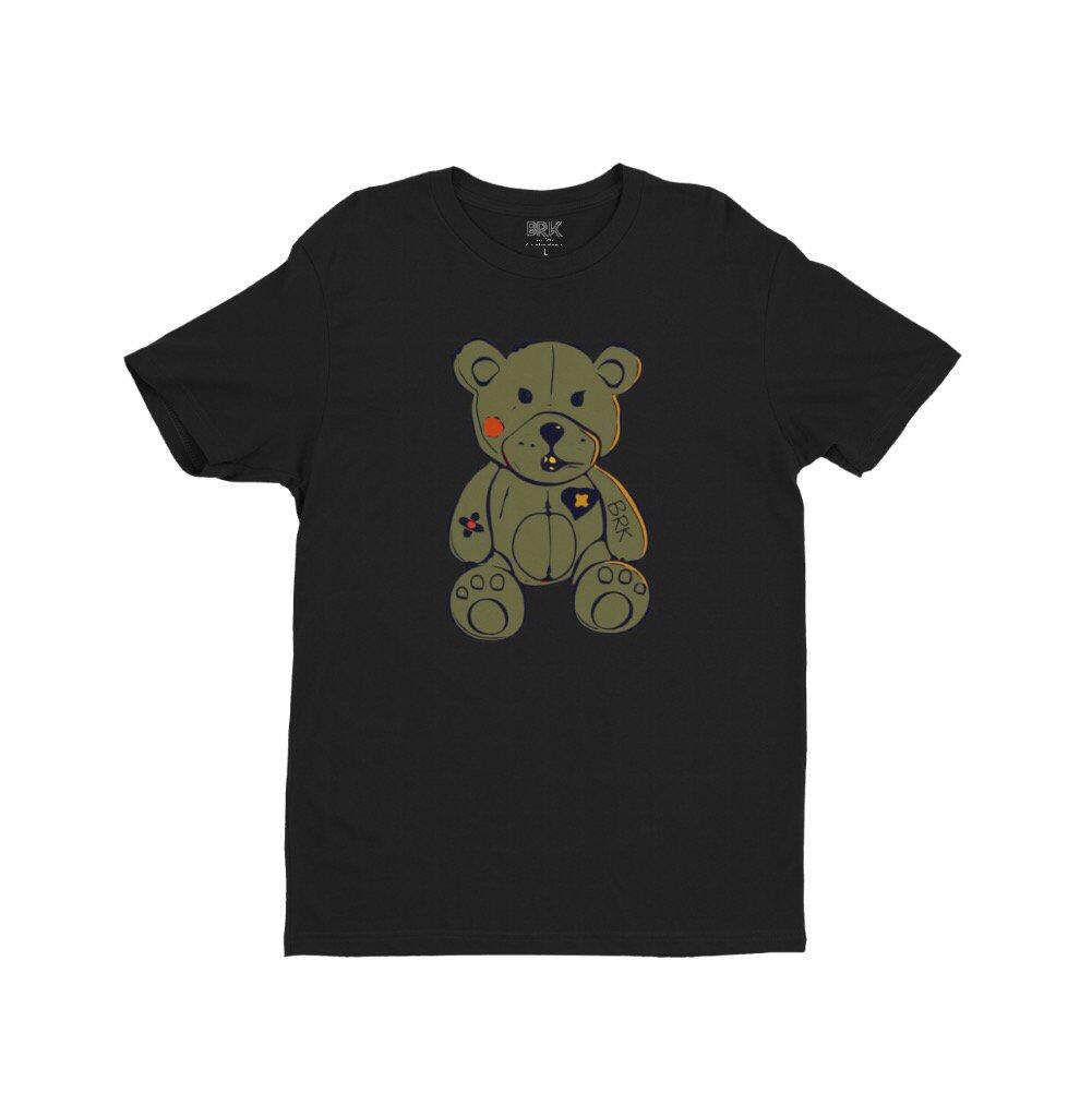 Image of Broke Rich Kid (Green) Bear