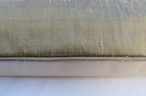 Image of Beautiful Black/Gold Dupion Silk Eiderdown