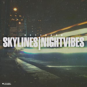 """Image of """"skylines   nightvibes"""" - Jewel Case & Compact Disc"""