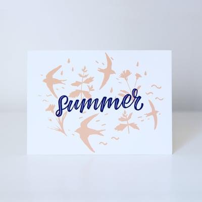 Image of Postcard Summer