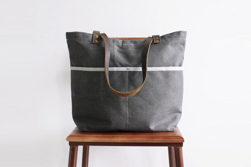 5381d4edb07a MoshiLeatherBag - Handmade Leather Bag Manufacturer — Waxed Canvas ...