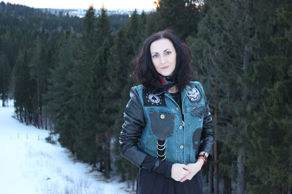Image of Bastardo Denim/Leather Jacket