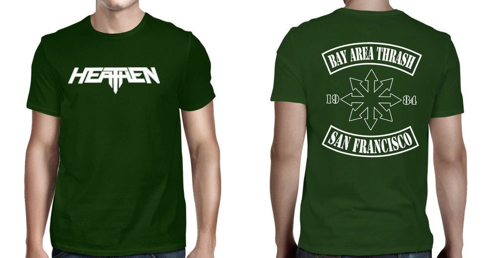 Image of Bay Area Thrash T-Shirt