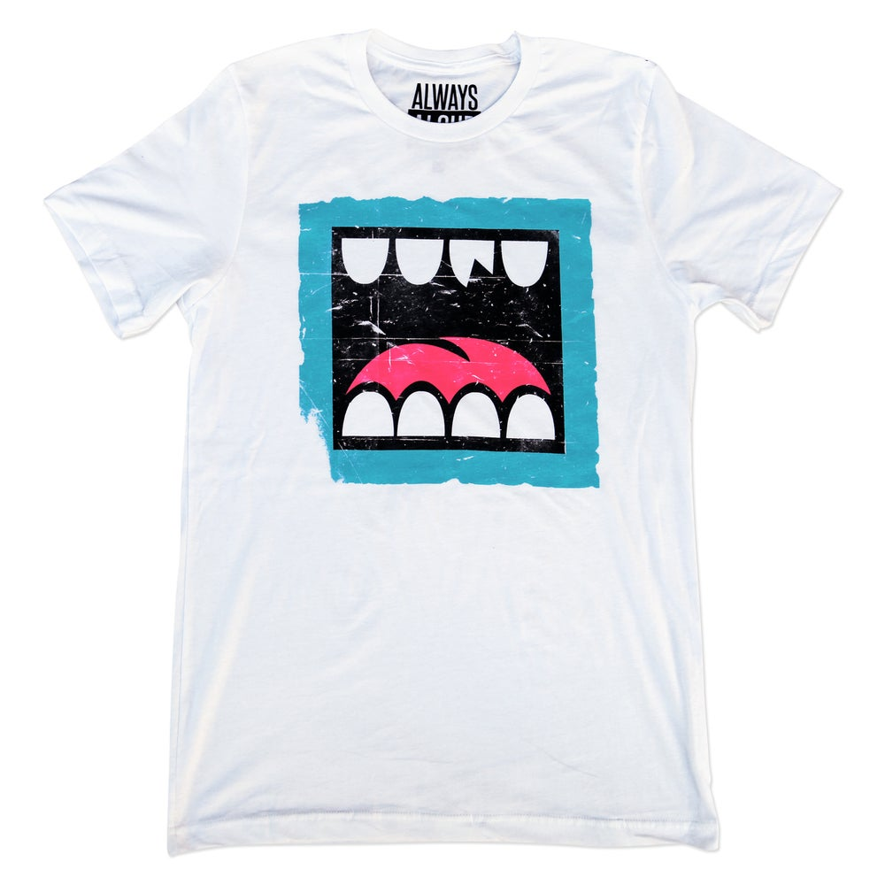 Image of Greg Mike - Loudmouth Worn Wheatpaste Teeshirt