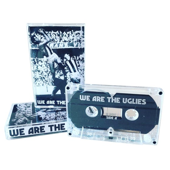 Image of THE UGLIES - demo repress