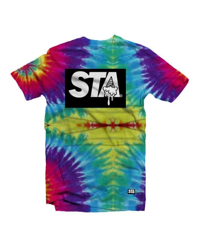 Image of STA Classic Tye Dye Tee