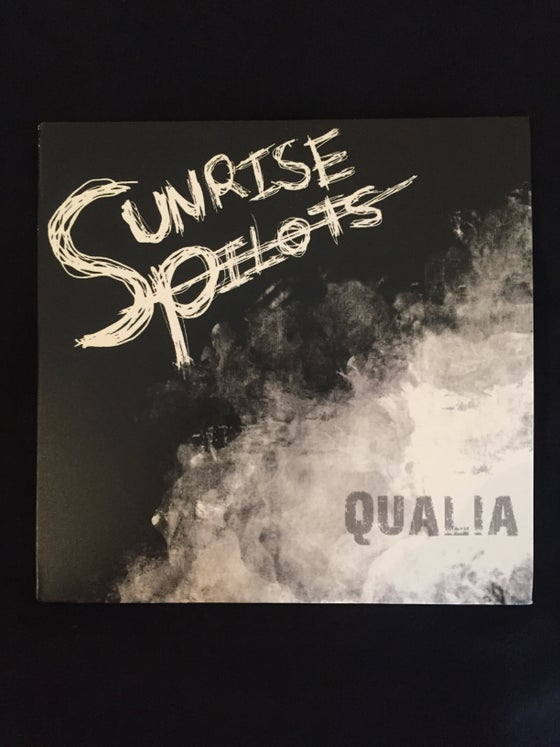 Image of Sunrise Pilots - Qualia EP