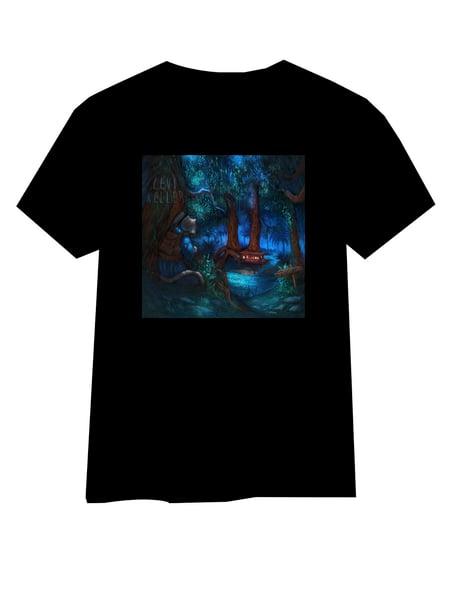 Image of LK Mr. Kaplan's Shanty Art T Shirt