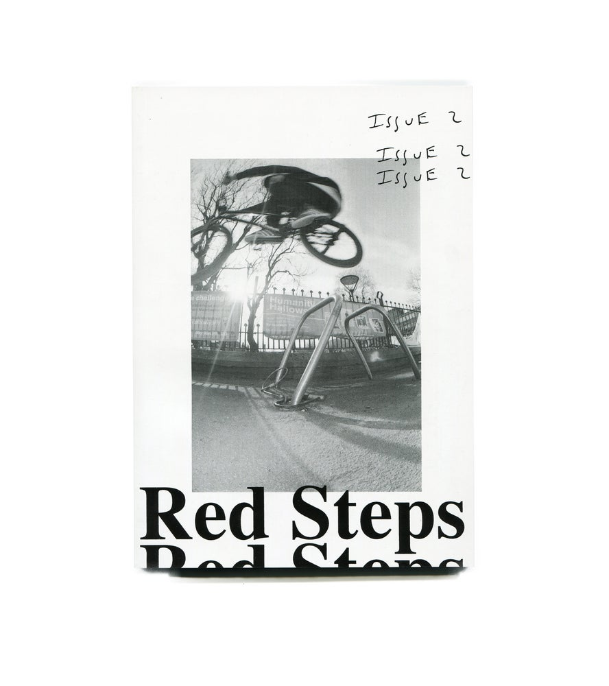 Image of Red Steps Issue 2 - Sam Waller