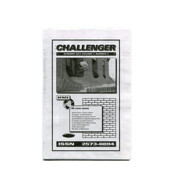 Image of Challenger Issue 2
