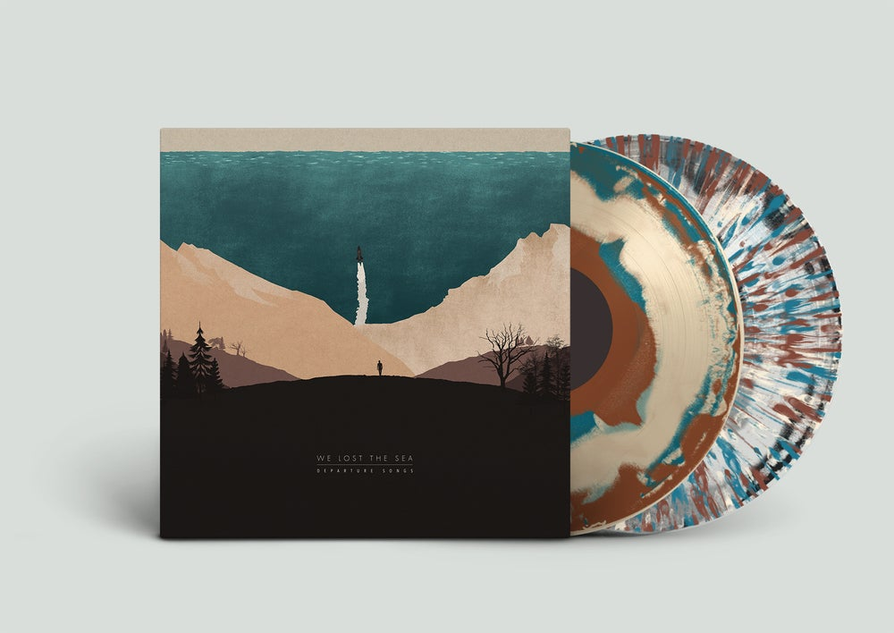 Image of We Lost The Sea - Departure Songs 2xLP