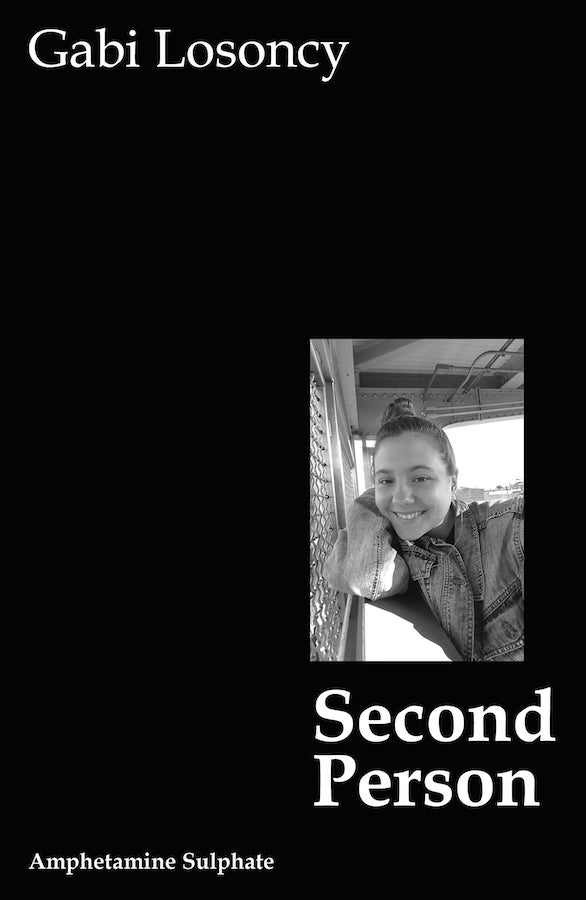 Image of <b>Second Person</b></br> Gabi Losoncy