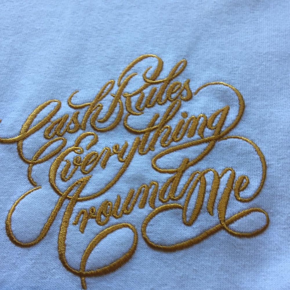 Image of Wu Tang C.R.E.A.M t shirt