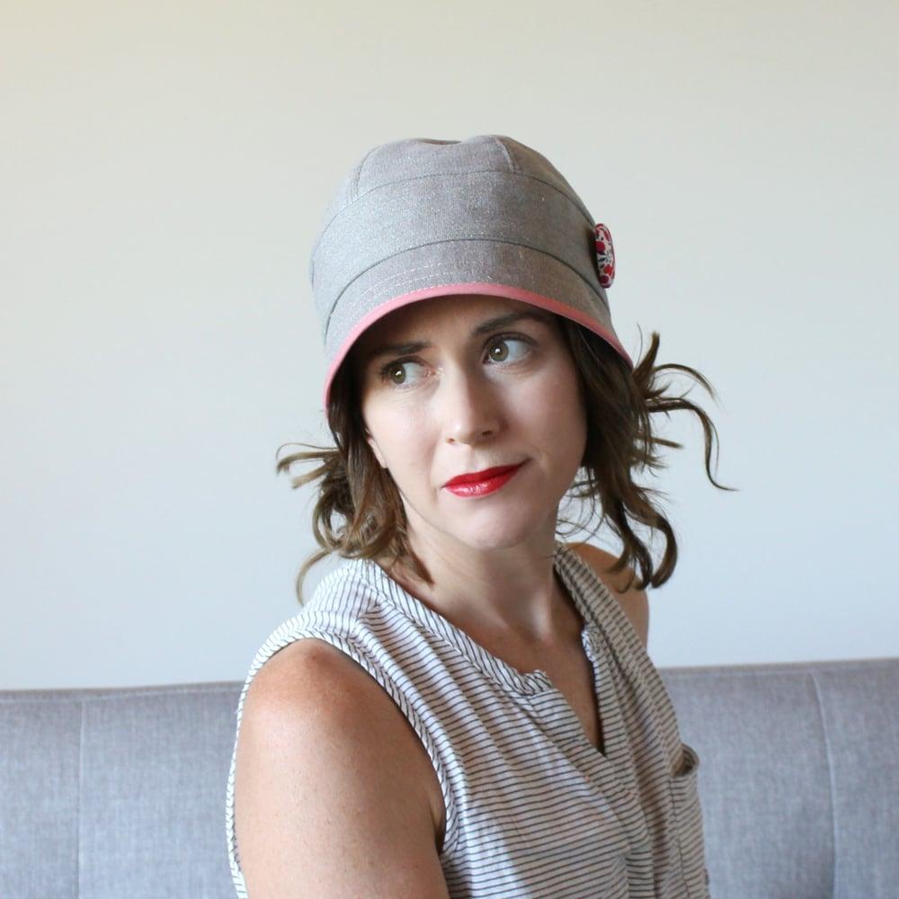 Image of 'JUST JEANIE' // August's Feature Nogginware - x - Jeanie Jones