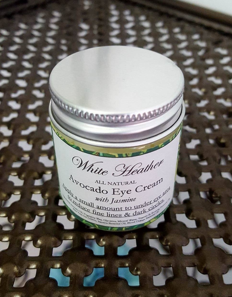Image of Avocado Eye Cream with Jasmine