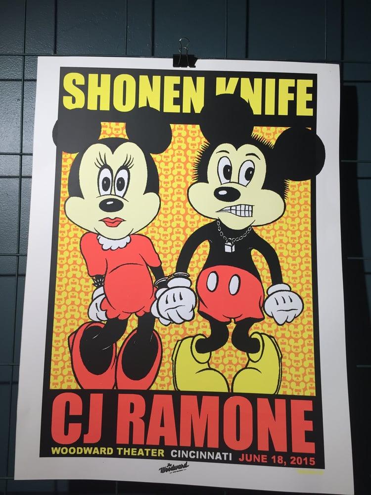 Image of Shonen Knife Poster