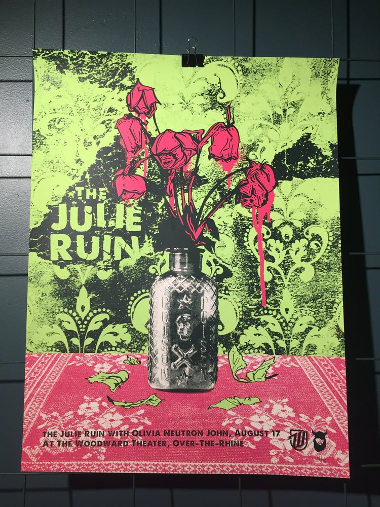 Image of The Julia Ruin Poster