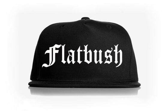 Image of Konquer Flatbush neighborhood snapback(ships 9/20)
